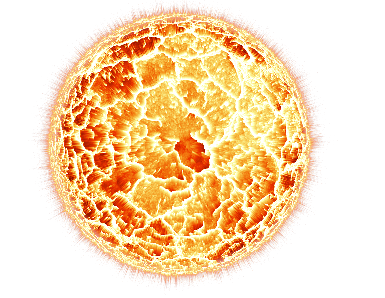 Kern van de aarde